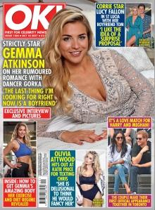 Gemma atkinson cover