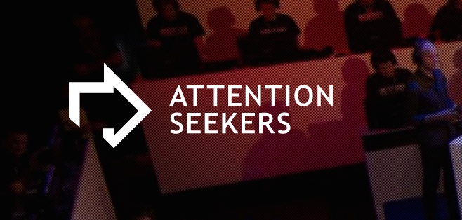 attention seekers logo